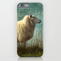iPhone & iPod Case featuring Vintage Sheep by Shalisa Photography