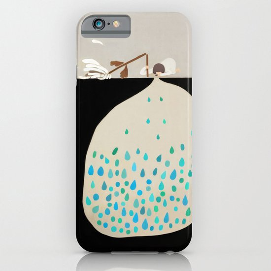 words of silence iPhone & iPod Case