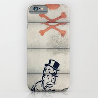 iPhone & iPod Case featuring Split by Leandro