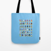 The Captains Tote Bag
