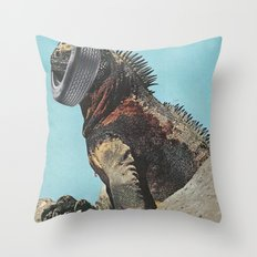 in transition... Throw Pillow