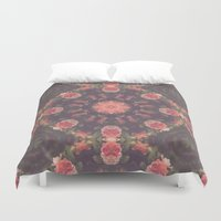 Headspins Duvet Cover