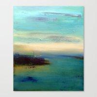Dream Of Sea Canvas Print