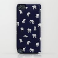 Indian Baby Elephants In… iPod touch Slim Case