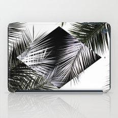 Palm Leaves 3 Geometry iPad Case