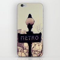 Metro iPhone & iPod Skin