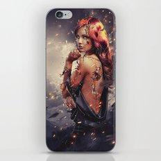 Endure iPhone & iPod Skin