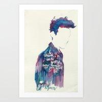 Real, Years & Years Art Print