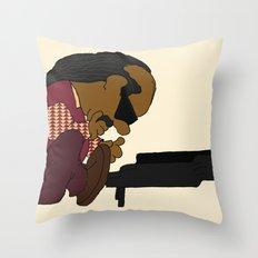 Stevie Schroeder Throw Pillow