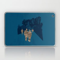 walking for oblivion Laptop & iPad Skin