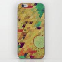 LUNA  (ANALOG Zine) iPhone & iPod Skin