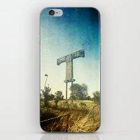 Texas T iPhone & iPod Skin