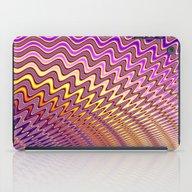 Zigzags. iPad Case