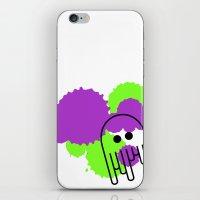 Pulpo iPhone & iPod Skin