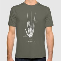 Weapon-X Mens Fitted Tee Lieutenant SMALL