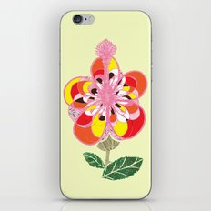 These Bloomed When We First Kissed iPhone & iPod Skin