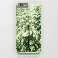 iPhone & iPod Case featuring Evergreen by Olivia Joy StClaire
