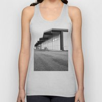 South Tacoma architecture Unisex Tank Top