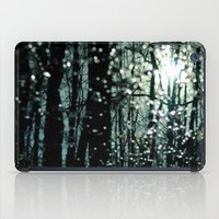 Blue Burns the Twilight iPad Case