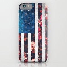 Skulls and Roses iPhone 6 Slim Case