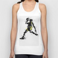 Anti gravity Unisex Tank Top