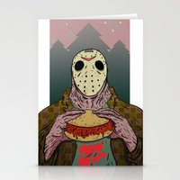 Friday The 14th Stationery Cards