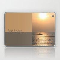 Erie Shore... Laptop & iPad Skin