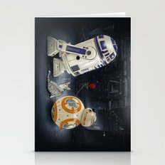 LOVE DROID & THE CAT Stationery Cards