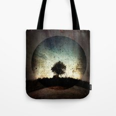 One with the Universe Tote Bag
