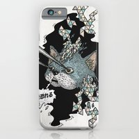 Meow... and fear me! iPhone 6 Slim Case