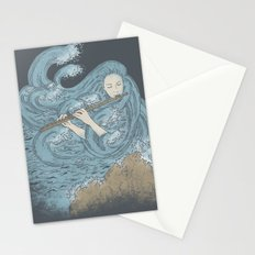 Ocean Symphony Stationery Cards