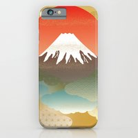 japan iPhone & iPod Cases featuring JAPAN by rie_lalala