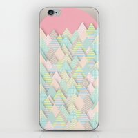 Forest Pastel iPhone & iPod Skin