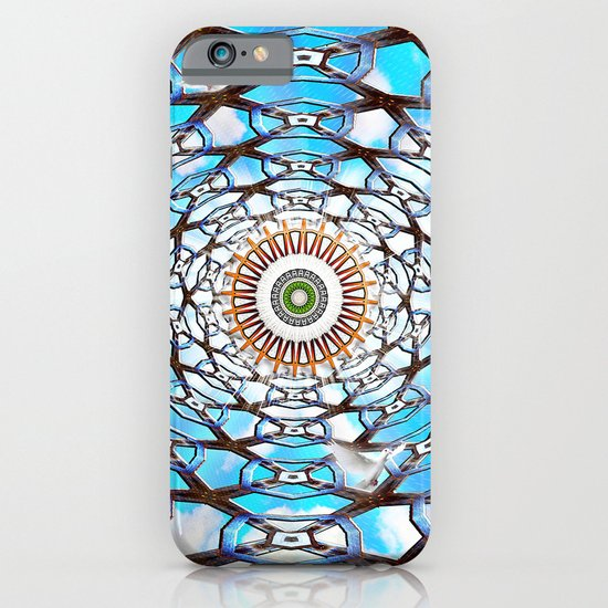 Cage the Sky iPhone & iPod Case