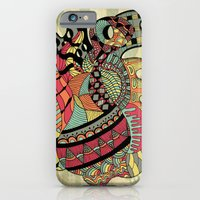 iPhone & iPod Case featuring Carousel by Tuky Waingan
