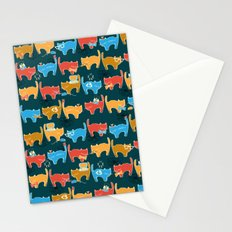 Geek Chic Cats {Nerds, Cameras, Computers, Bow Ties & Glasses} Stationery Cards