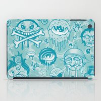 Characters iPad Case