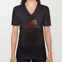Bloody Skating - The Race is Over Unisex V-Neck
