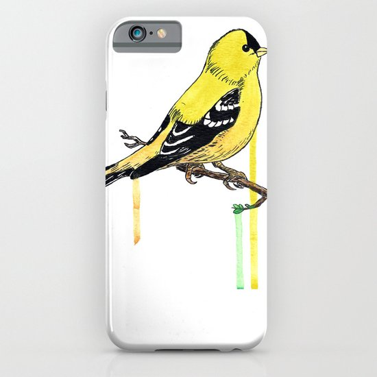 Goldfinch iPhone & iPod Case