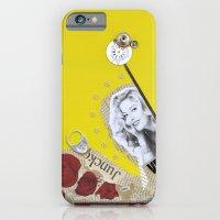 Very Rose iPhone 6 Slim Case