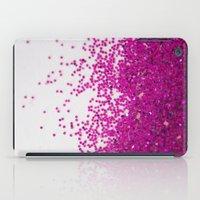 Fun I (NOT REAL GLITTER) iPad Case