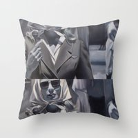 House Of Women Throw Pillow