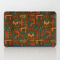 African iPad Case