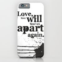 iPhone & iPod Case featuring Joy Divided by beardasaurus