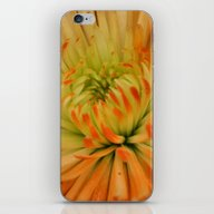 Floral Poof! iPhone & iPod Skin