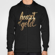 Heart of Gold Hoody