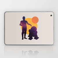 Star Wars BFF Laptop & iPad Skin