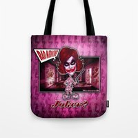 The Joker concept! Tote Bag