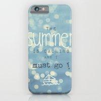 SUMMER IS CALLING iPhone 6 Slim Case