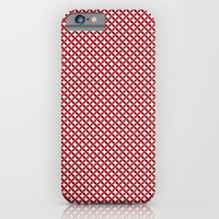 iPhone & iPod Case featuring Pattern by Gonzi